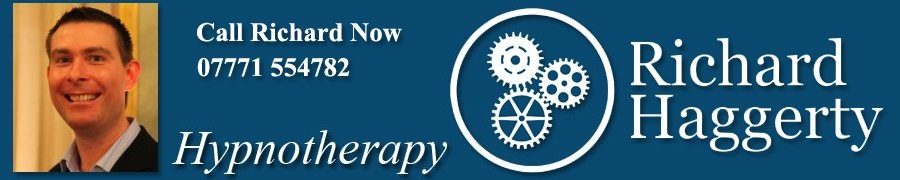 Richard Haggerty BA (Hons) - Registered Clinical Master Hypnotherapist
